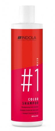 Indola Color, szampon do włosów farbowanych, 300ml
