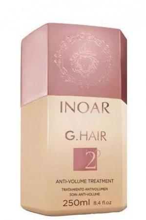 INOAR G-Hair, keratyna do prostowania, 250ml