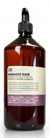 InSight Damaged Hair, szampon odbudowujący, 1000ml