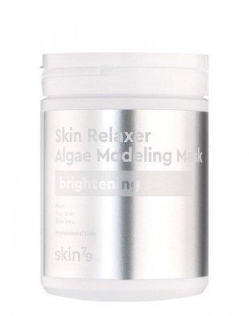 Skin79 Skin Relaxer Modeling Mask, rozjaśniająca maska algowa, 150g