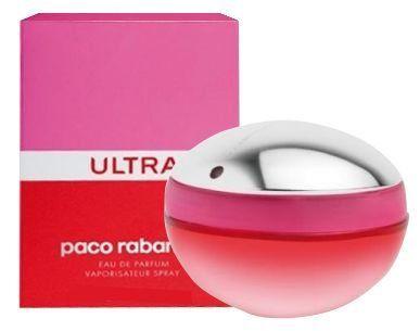 Paco Rabanne Ultrared, woda perfumowana, 80ml (W)