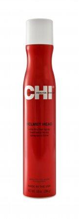 Lakier bardzo silnie utrwalający CHI Helmet Head Spray, 330ml/284g - połamana zatyczka