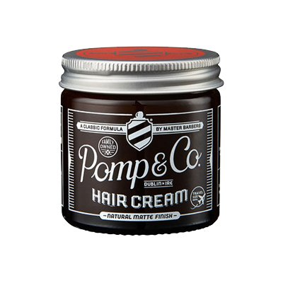 Pomp&Co. Hair Cream, matowa pasta do włosów, 56g