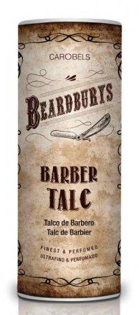 Beardburys, talk barberski, 200g