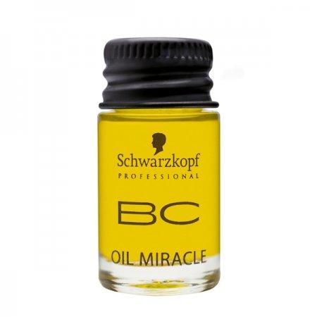 Schwarzkopf BC Oil Miracle, odżywczy olejek pielęgnacyjny do włosów grubych, 5ml