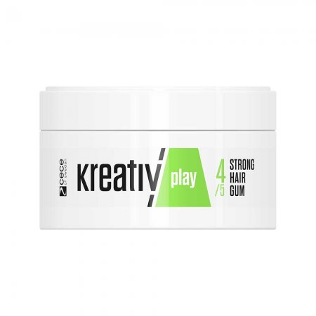 CeCe Kreativ Play, Strong Hair Gum, mocna guma do włosów, 80g
