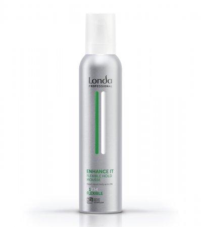 Londa Enhance It, elastyczna pianka na objętość, 250ml