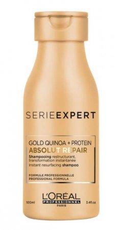Loreal Absolut Repair, szampon regenerujący włosy uwrażliwione, 100ml
