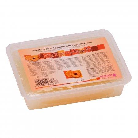 Efalock, parafina kosmetyczna pomarańczowo-brzoskwiniowa, 500g