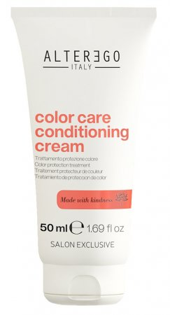 Alter Ego Color Care, kuracja - maska do włosów farbowanych, 50ml