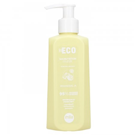 Mila Professional Be Eco SOS Nutrition, maska regenerująca, 250ml