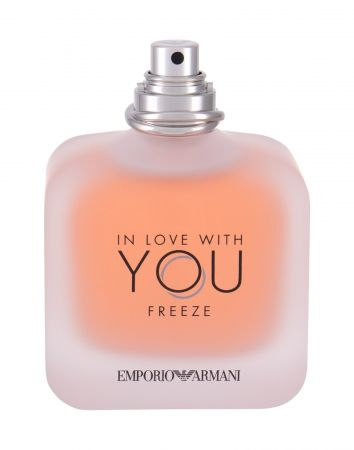 Giorgio Armani Emporio Armani In Love With You Freeze, woda perfumowana, 100ml, Tester (W)