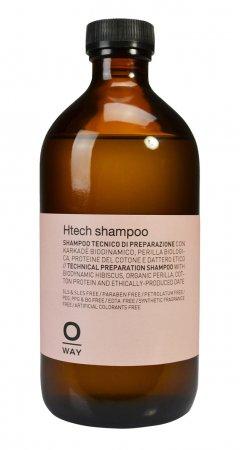 OWay Htech, szampon oczyszczający przygotowujący do zabiegu chemicznego, 500ml