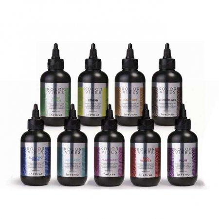 Inebrya Kolor Vibes, żel do półtrwałej koloryzacji 100% Vegan, 150ml