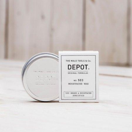 Depot No. 503, wosk do wąsów, 30ml