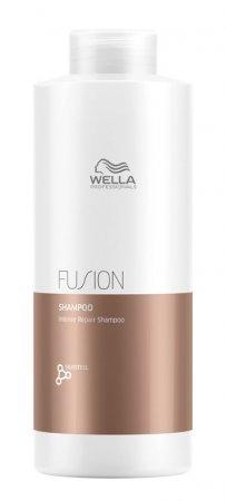 Wella Fusion, szampon intensywnie odbudowujący, 500ml