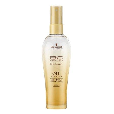 Schwarzkopf BC Oil Miracle, odżywcza mgiełka do włosów cienkich i normalnych, 100ml