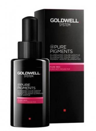Goldwell Pure Pigments, pigment do koloryzacji, Red, 50ml