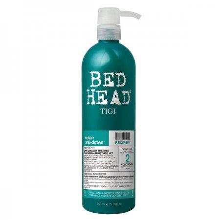 Tigi Bed Head Urban Anti+Dotes Recovery, odżywka nawilżająca do włosów zniszczonych, 750ml