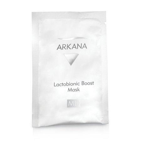 Arkana, maska reaktywująca z kwasem laktobionowym, 10ml