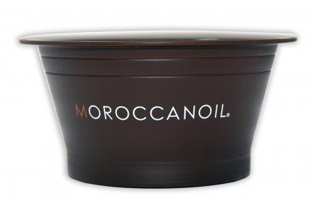 Moroccanoil, miseczka do zabiegów, brązowa