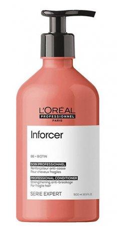 Loreal Inforcer, odżywka do włosów łamliwych, 500ml