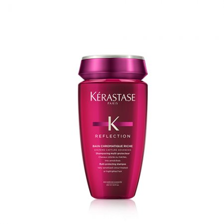Kerastase Reflection Chromatique Riche, kąpiel do włosów farbowanych, 250ml