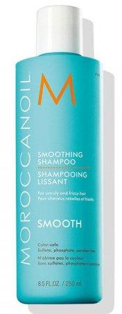 Moroccanoil Smooth, szampon wygładzający, 250ml