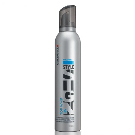 Goldwell StyleSign Volume Top Whip, pianka do ekstra mocnego utrwalenia, 300ml
