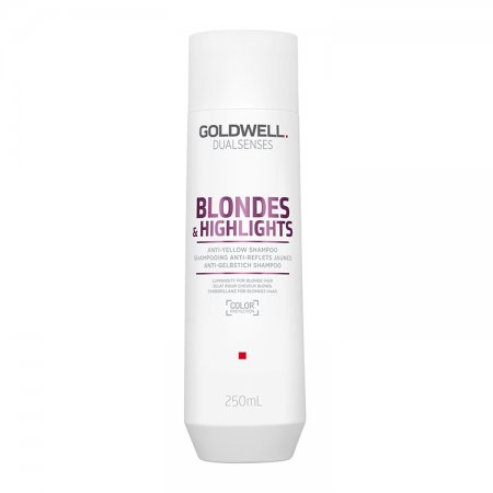 Goldwell Dualsenses Blondes & Highlights, szampon neutralizujący, 250ml