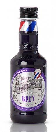 Beardburys Grey, szampon do siwych włosów, 100ml