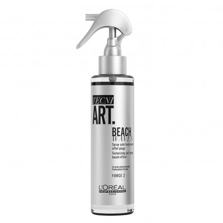 Loreal Tecni Art Beach Waves, spray z solą, efekt plażowych fal, 150ml