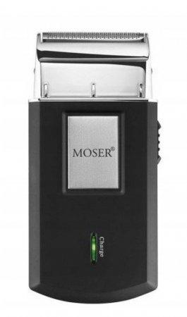 Moser, golarka bezprzewodowa, czarna, ref. 3615–0051