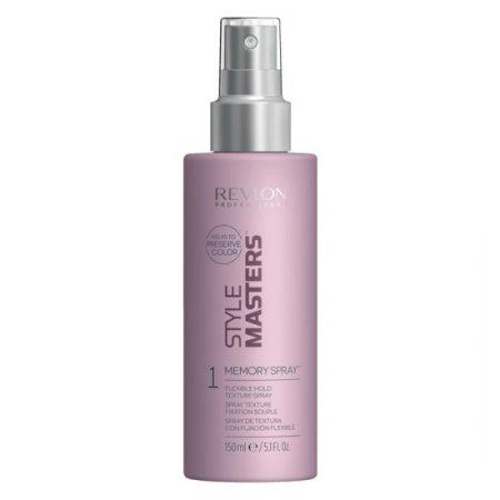 Revlon Style Masters, spray utrwalający z efektem pamięci, 150ml