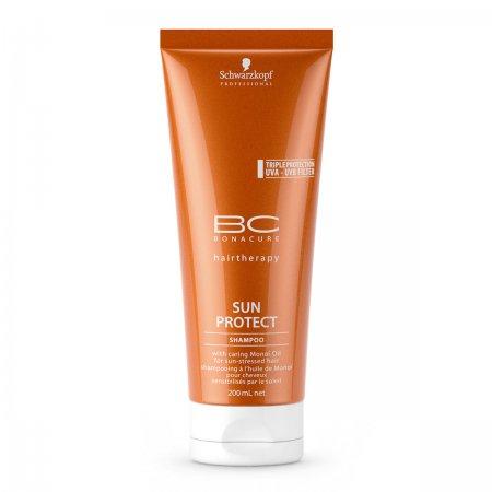 Schwarzkopf BC Sun Protect, szampon, ochrona przed słońcem, 200ml