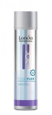 Londa Toneplex, szampon ochładzający kolor, Pearl Blonde, 250ml