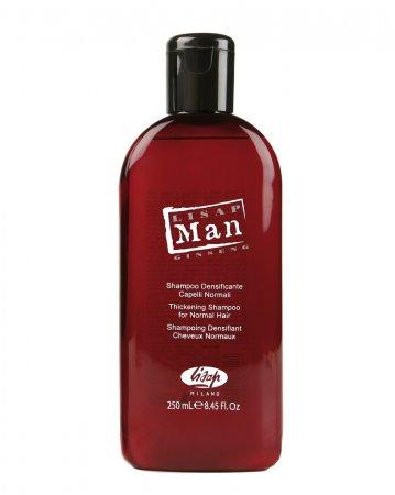Lisap Man, szampon zagęszczający, 250ml