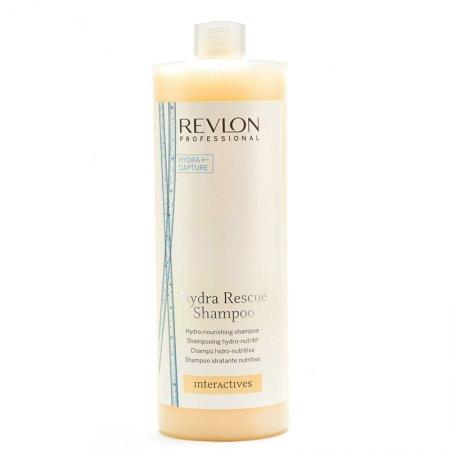 Revlon Interactives Hydra Rescue, szampon nawilżająco-odżywczy, 1250ml