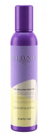 Inebrya Blondesse No Yellow, odżywka w piance, 250ml - uszkodzona zatyczka