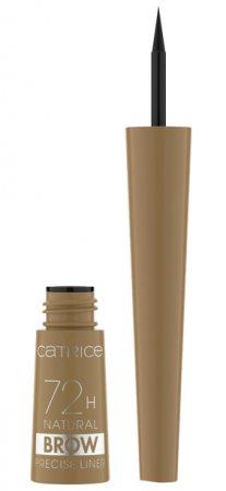 Catrice 72H Natural Brow Precise Liner, kredka do brwi 010, 2,5ml