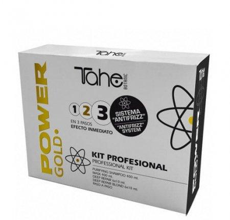 Tahe Power Gold Mask, zestaw profesjonalny