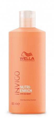 Wella Invigo Enrich, szampon odżywczy, 500ml