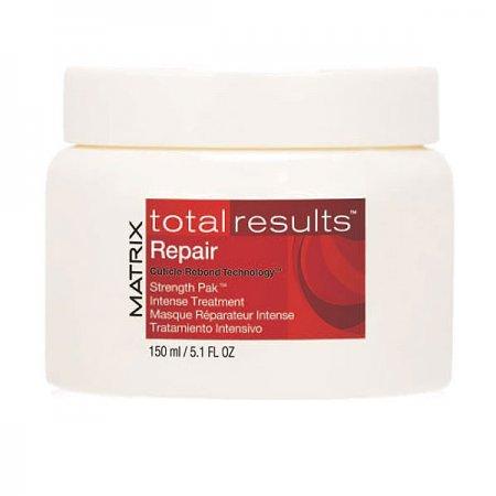Matrix Total Results Repair Odbudowa, regeneracyjna maska do włosów zniszczonych, 150ml