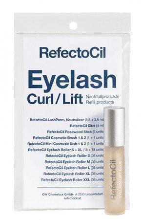 RefectoCil Eyelash Lift & Curl Glue, klej do zabiegów liftingu rzęs, 4ml
