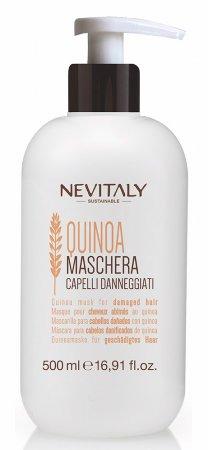 Nevitaly Quinoa, maska do włosów zniszczonych, 500ml