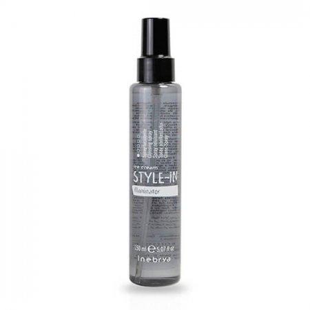 Inebrya Style-In Illuminator, spray nabłyszczający, 150ml