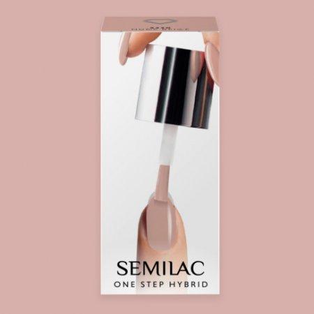Semilac One Step Hybrid, lakier hybrydowy, 5ml, S220 Nude Beige