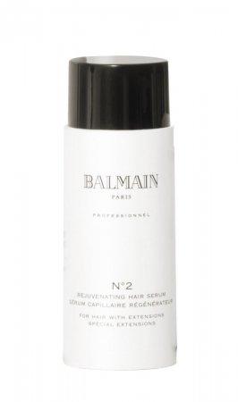 Balmain No. 2, odmładzające serum do włosów przedłużanych, 50ml