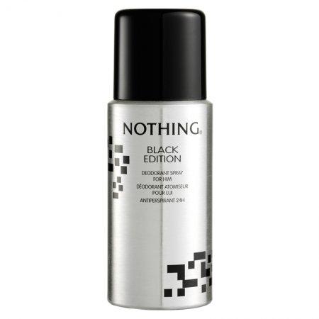 Gosh Nothing Black, dezodorant dla mężczyzn, 150ml (M)