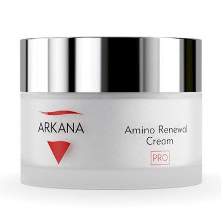 Arkana, bioodnawiający krem z aminokwasami, 50ml